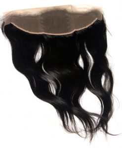 "13*4 Lace Frontal 16"" Straight Mongolian Texure"