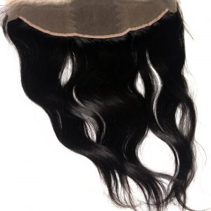 "13*4 Lace Frontal 16"" Straight Mongolian Texure - Dalanda Hair"